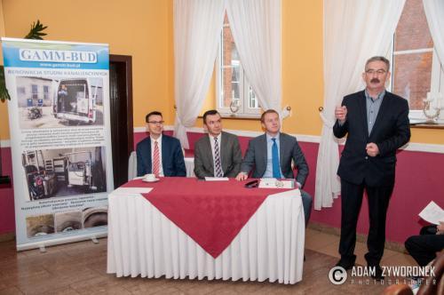 II Konferencja Przedsiębiorstw Wodociągowych wŻaganiu, 1.12.2016 r.